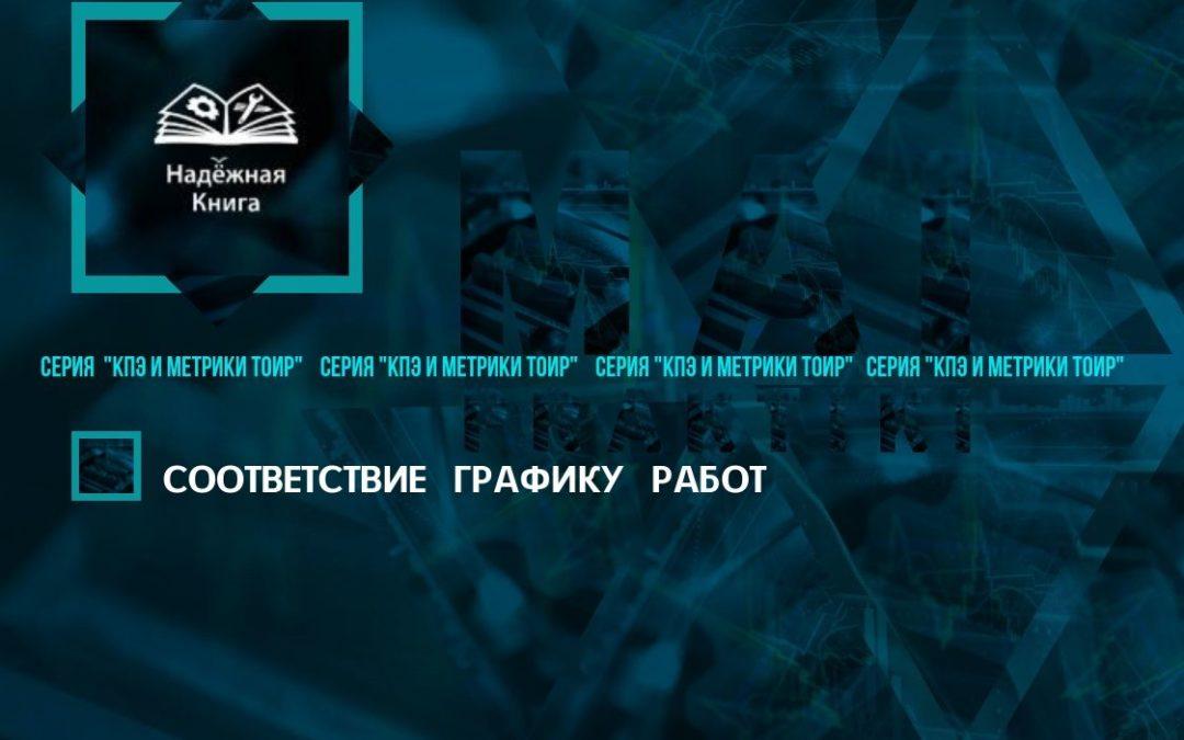 Серия КПЭ и метрики ТОиР: СООТВЕТСТВИЕ ГРАФИКУ РАБОТ
